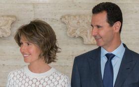 Стало известно о смертельном заболевании у жены президента Сирии
