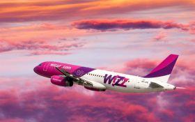 Wizz Air запускает три новых маршрута из Киева: даты и стоимость