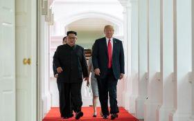 Переговори Трампа та Кім Чен Ина - з'явилися перші подробиці