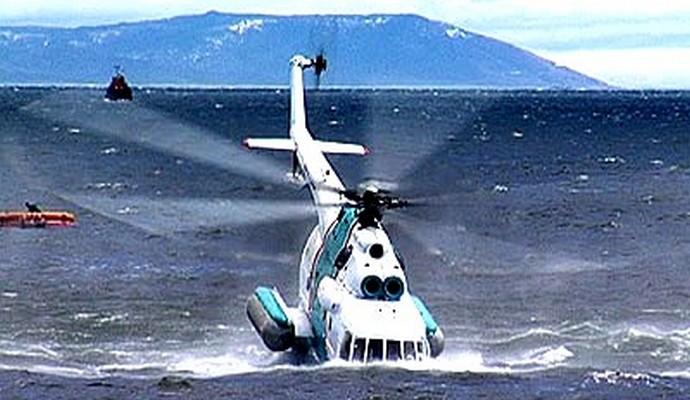 Біля Гавайських островів зіткнулися два гвинтокрили США