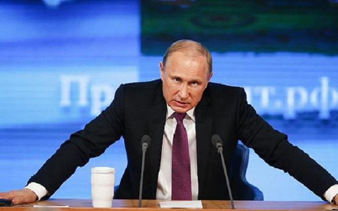 Путінську Росію прямо назвали фашистською державою