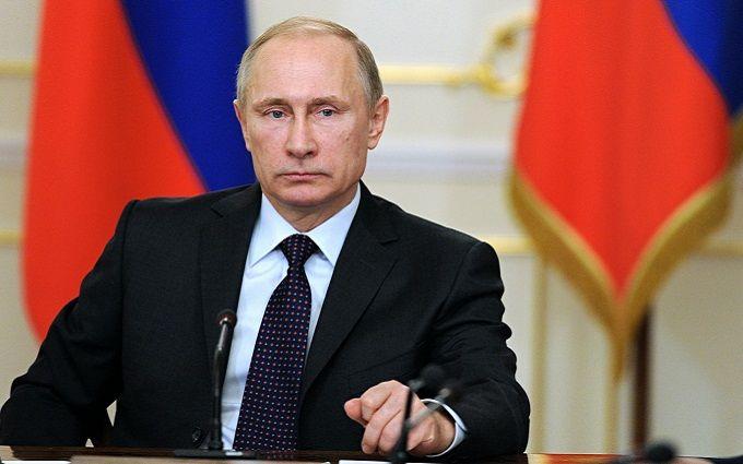 Це не ми: Путін зробив нахабну заяву про Крим і Донбас
