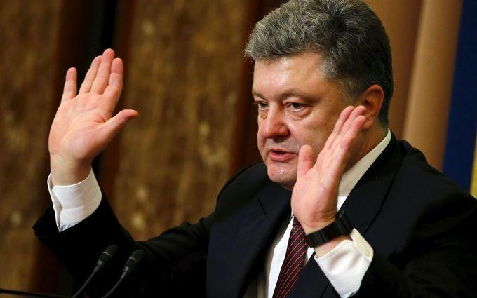 Руки відрубаю: Порошенко зробив гучну заяву щодо української армії