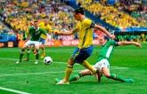 Ирландия и Швеция сыграли в боевую ничью на Евро-2016: опубликовано видео