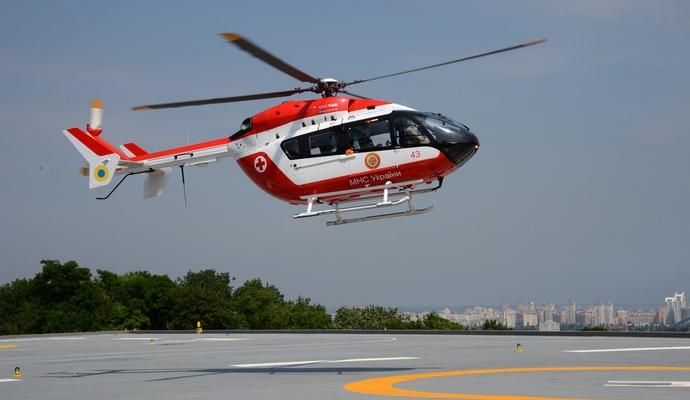 У Європі запустять вертолітне таксі
