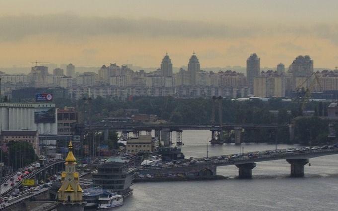 У Києві знову зафіксували небезпечний рівень забруднення повітря