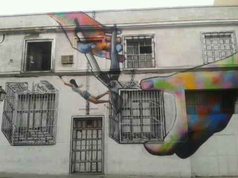 Красномовний стріт-арт з гострим соціальним змістом (16 фото) (16)