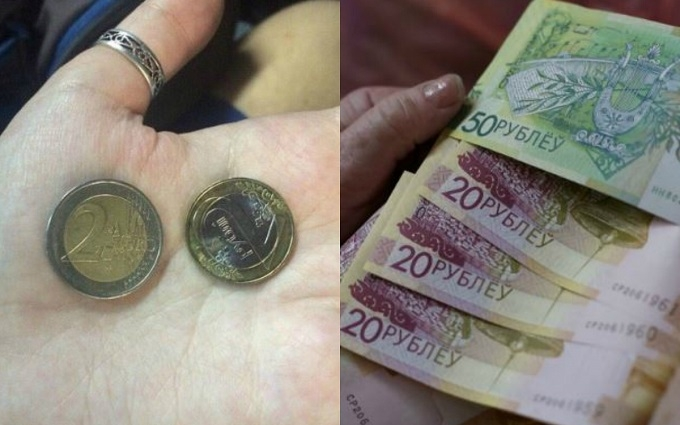 Білорусь перейшла на нові гроші: в соцмережах скаржаться на їх запах