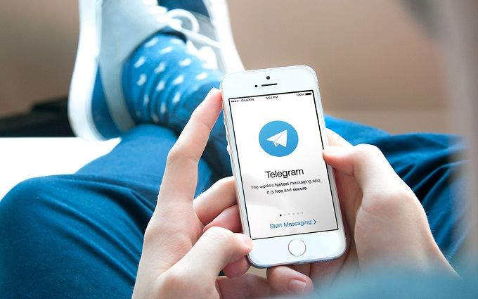 В інтерфейсі Telegram з'явилася українська мова