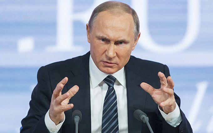 Путин обвинил Украину в вероломстве: опубликовано видео