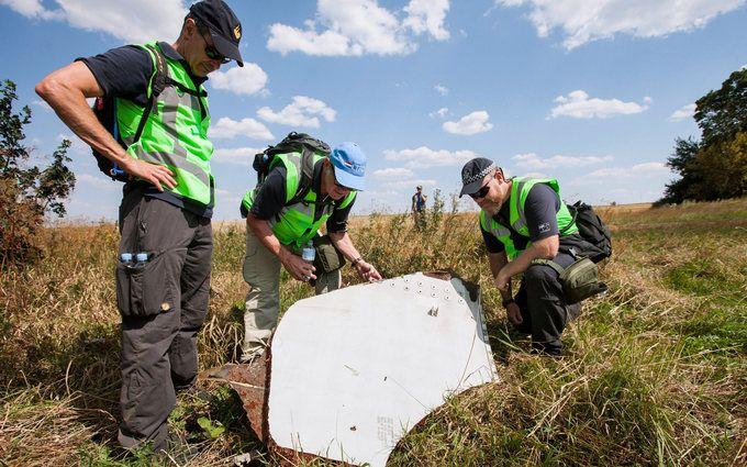В МВД показали важные доказательства причастности России к катастрофе МН17 на Донбассе: опубликовано видео