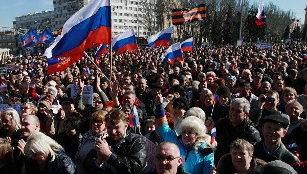 У Донецьку чекали, що його забере Росія, а Губарєв влаштовував мракобісся - Денис Казанський про початок війни (5)