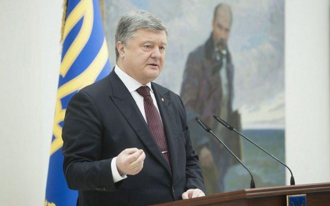 Порошенко сделал громкое заявление насчет украинского языка: появилось видео