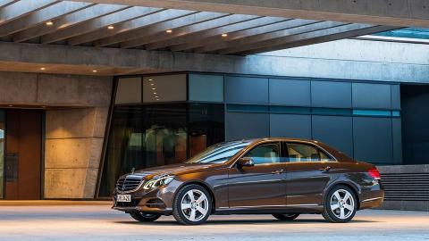 Mercedes-Benz рассказал о технологиях нового E-класса (1)