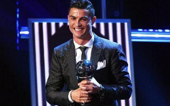 ФІФА назвала кращого футболіста 2017 року
