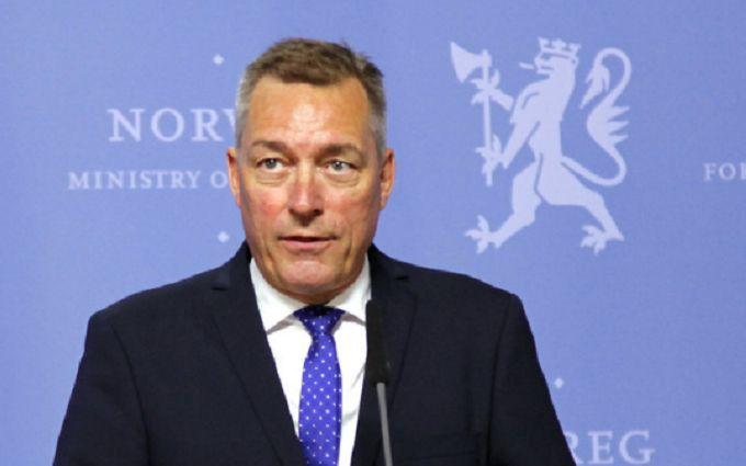 Міністр оборони Норвегії: в Європі може спалахнути нова війна