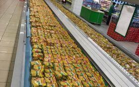 """""""Прекрасне"""" майбутнє ДНР: з'явилися яскраві фото з донецького супермаркету"""