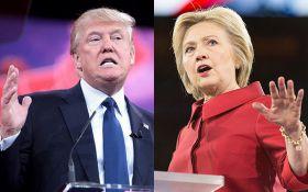 """""""Фокуси"""" виборів у США: з'явилася нова важлива деталь про Клінтон та Трампа"""