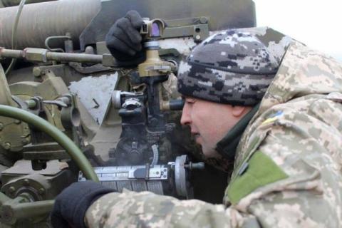 З початку проведення АТО статус учасника бойових дій отримали понад 75,7 тисячі військових
