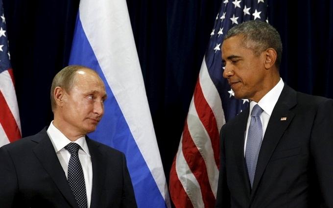 Путін придумав, як привітати Обаму з 55-річчям