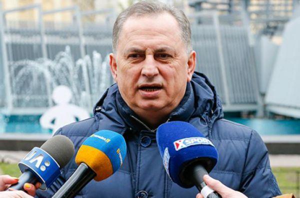 «Динамо» зробило заяву щодо матчу вМаріуполі