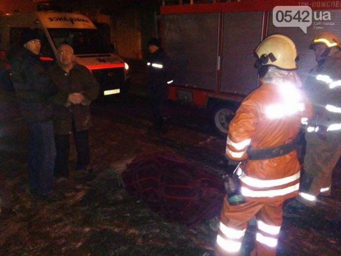 В Сумах произошел мощный взрыв в жилом доме: появились фото, видео и подробности (13)