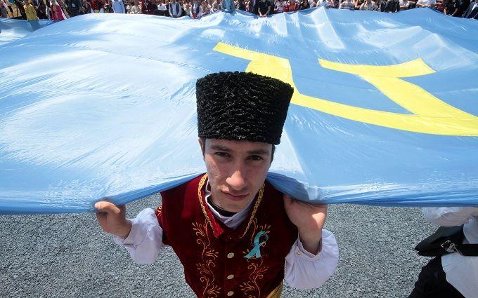 Україна попросить Європу заступитися за кримських татар