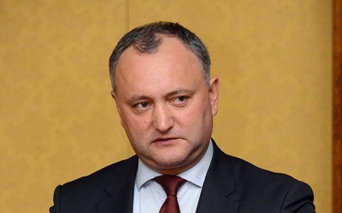 Президент Молдавии допустил аннулирование соглашения обассоциации сЕС