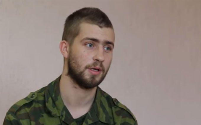 Военный на Донбассе добровольно сдался в плен - штаб АТО