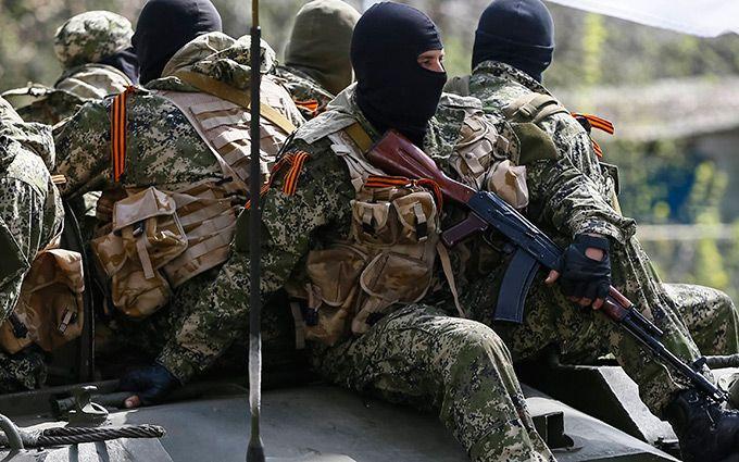 Укріплення бойовиків на Донбасі зняли з повітря: з'явилися фото