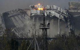 Бои за Донецкий аэропорт: появилось драматичное архивное видео
