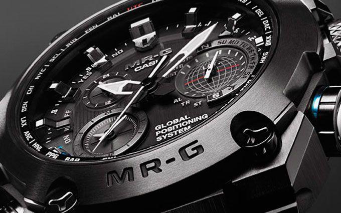 Часы Casio G-Shock: легенда в мире часов