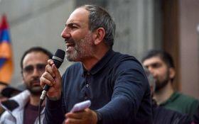 Прем'єром Вірменії став лідер опозиції Пашинян