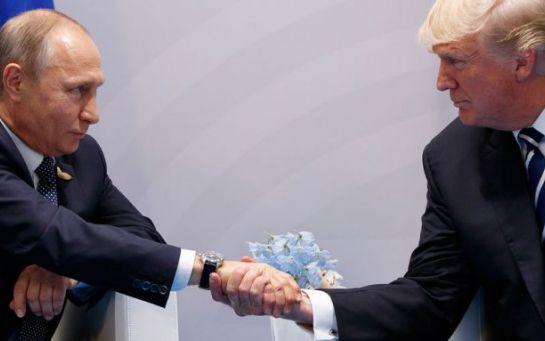 «Тайная вечеря» Трампа и Путина является нарушением протокола национальной безопасности