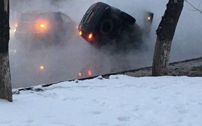 В России произошла масштабная авария на теплосети: опубликованы видео