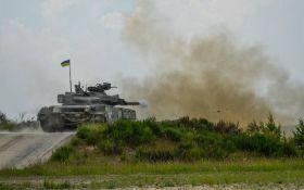 Шведские танкисты высоко оценили опыт ВСУ в боях на Донбассе: опубликованы фото и видео