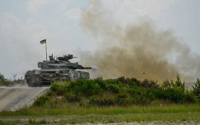 Шведські танкісти високо оцінили досвід ЗСУ в боях на Донбасі: опубліковані фото і відео