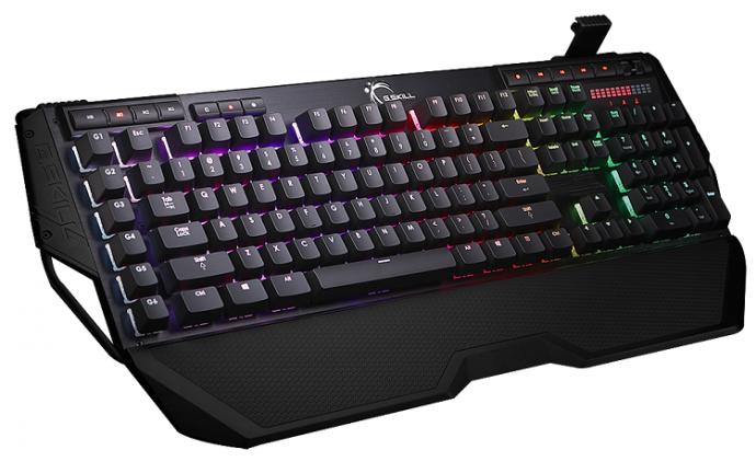 G.Skill представила дві механичні клавіатури Ripjaws KM780R