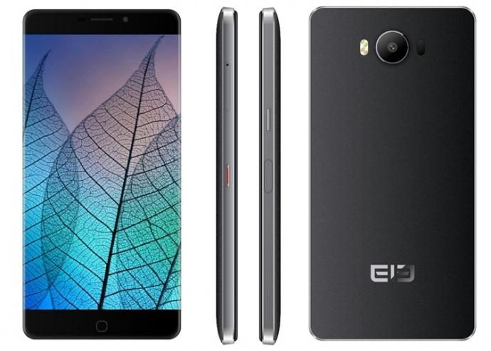 Компанія Elephone анонсувала 5,5-дюймовий фаблет P9000 Edge