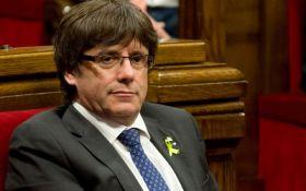 На пост глави Каталонії офіційно висунули Пучдемона