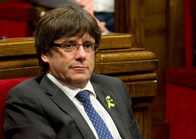 Экс-глава Каталонии Пучдемон собирается пойти навыборы руководителя женералитета