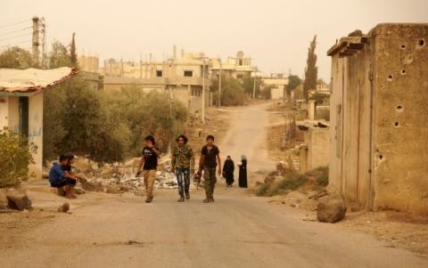 CNN: Росія готується до наземної операції в Сирії (1)