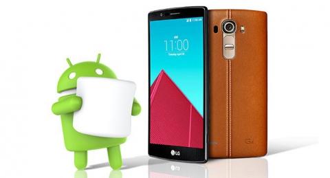 LG G4 першим отримає оновлення до Android 6.0 Marshmallow