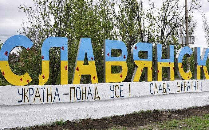 Соцсети сравнили Славянск во время оккупации и после: опубликованы фото