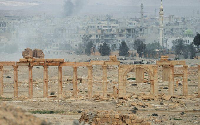 Исламские боевики экстремистской группировки захватили рискованное для коалиции вооружение— США