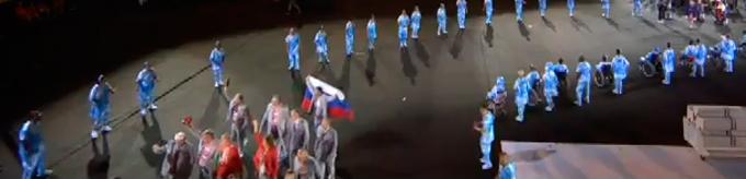 Церемония открытия Паралимпиады-2016: фото и видео из Рио (58)