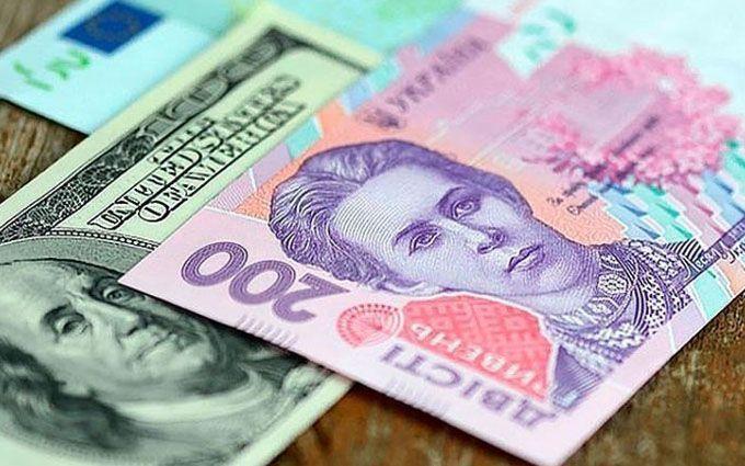 Курси валют в Україні на середу, 23 травня