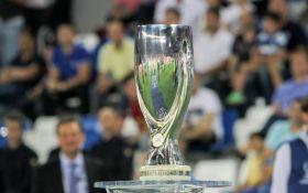 Суперкубок УЕФА под угрозой отмены - Mirror