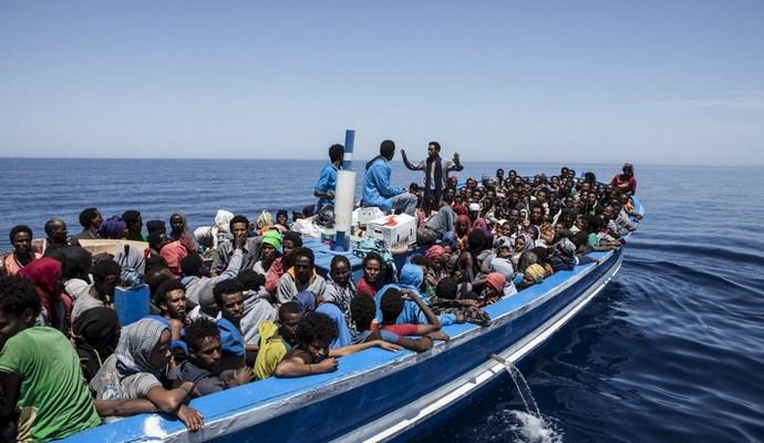Германия ожидает еще больший наплыв беженцев