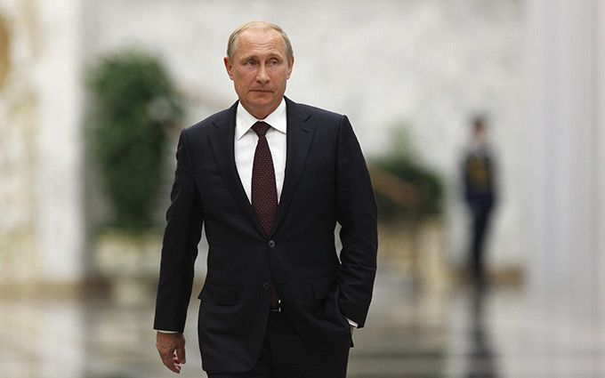 Путін прибув до окупованого Криму, з'явилися перші фото: в соцмережах кепкують